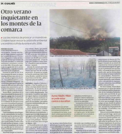 Diario, 22 xuño 2017