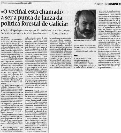 Diario, 20 xuño 2017
