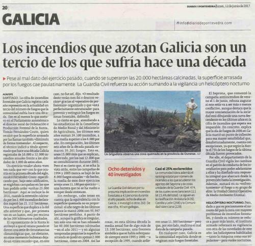 Diario, 12 xuño 2017