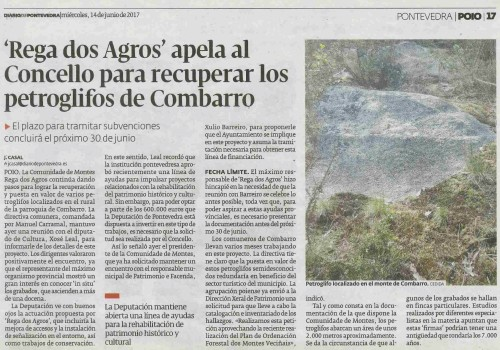 Diario, 14 de xuño 2017