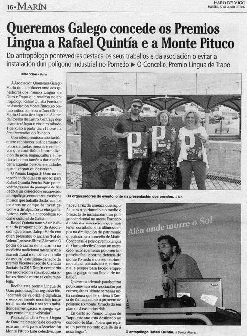 Faro, 27 xuño 2017