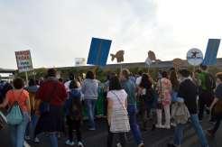 Marcha da APDR contra Celulosas-Elnosa, 2017