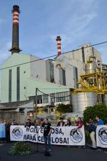 Momentos recentes na historia da APDR: a marcha contra Celulosas e Elnosa