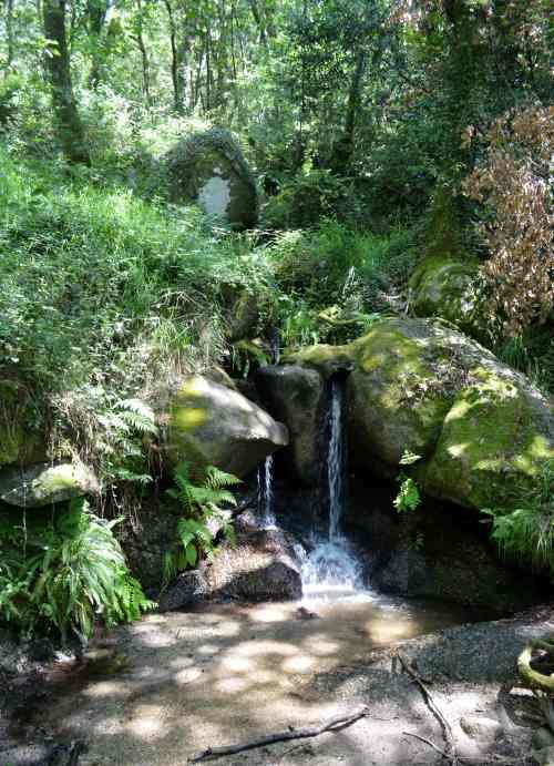 Ruta polo Carballal de Coiro coa Plataforma Montes do Morrazo