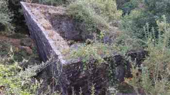 Muíños do Río Barosa, en Barro