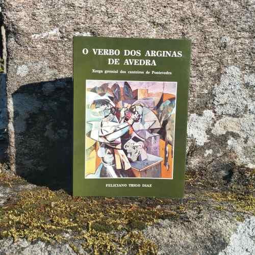 """O verbo dos arginas"", de Feliciano Trigo."