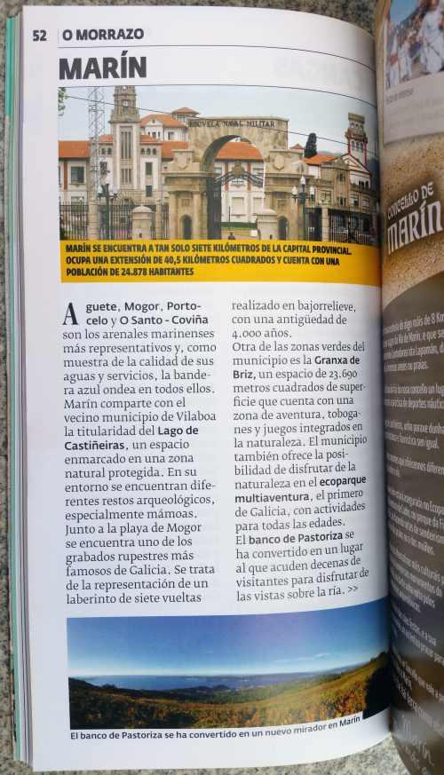 Guía turística de Pontevedra 2017