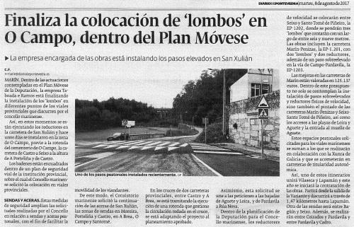 Diario, 8 agosto 2017