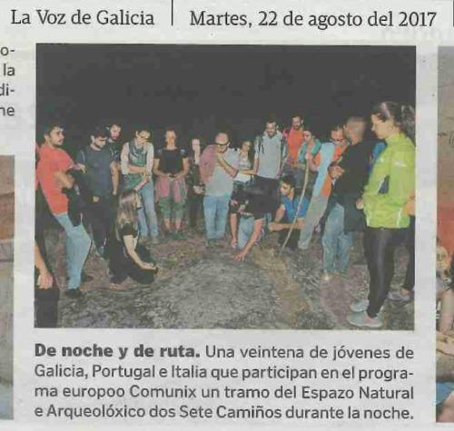 La Voz, 22 agosto 2017