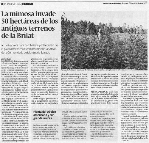 Diario, 6 setembro 2017