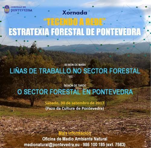Xornadas sobre o sector forestal en Pontevedra