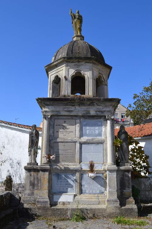 Panteón da familia Castroviejo