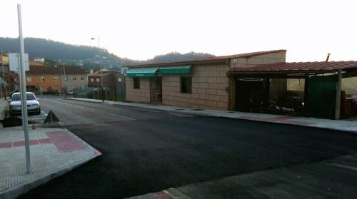 Instalación de lombos en San Xulián