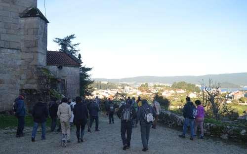 Ruta  das Xornadas polo patrimonio de San Xián