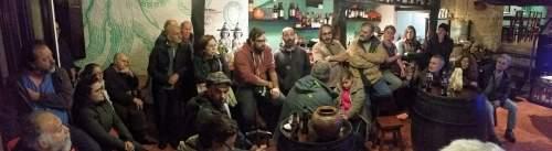 'Barferencia' de Antonio Costa nas Xirnadas de protección e posta en valor do patrimonio de San Xián