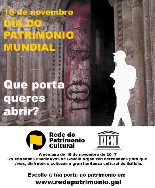 Rede do Patrimonio Cultural #DiaDoPatrimonio