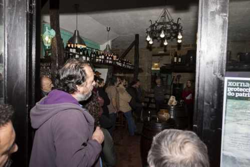 Xornadas pola protección e posta en valor do patrimonio de San Xián (Foto: Fran Currás)