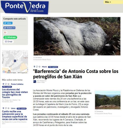 PontevedraViva, novembro 2017