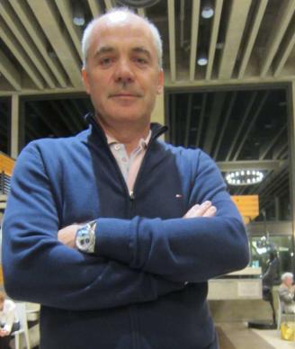 Xavier Simón (foto, Faro de Vigo)