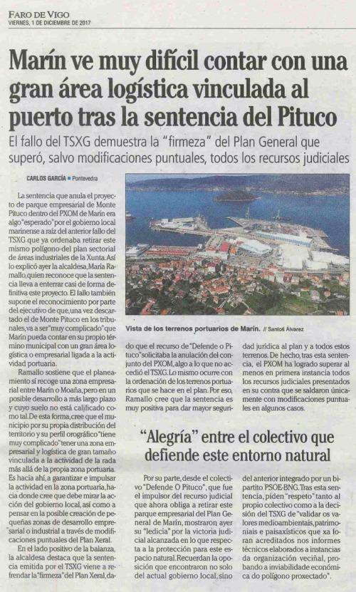 Faro, 1 decembro 2017