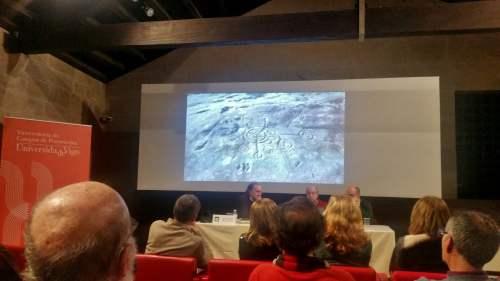 Buenaventura Aparicio: A experiencia do parque rupestre de Tourón