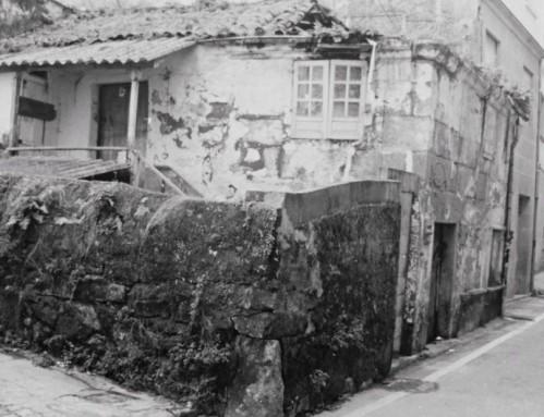 Imaxe da rúa Calzada (cedida por Á. Arizaga)