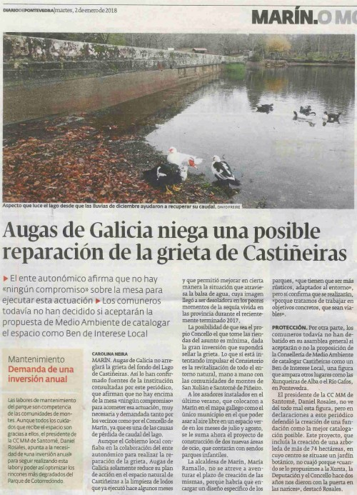 Diario, 2 xaneiro 2017