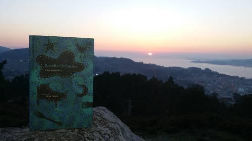 Día de Rosalía, 24 de febreiro, no 'balcón da ría'