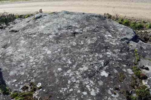 Petróglifos das Pozas, Amoedo