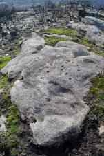 Petróglifos de Monte Espiño, Amoedo