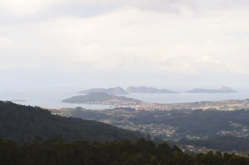 Montes de Couso, en Gondomar