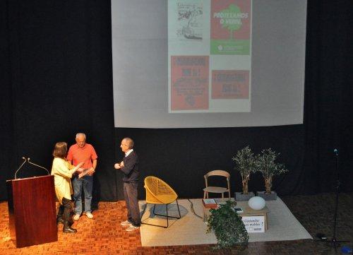 Celebración do 30º aniversario da APDR en Pontevedra.
