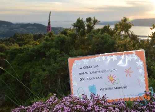 Día das Letras Galegas con María Victoria Moreno