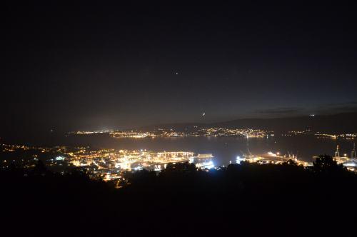 Fotografía nocturna no Pituco