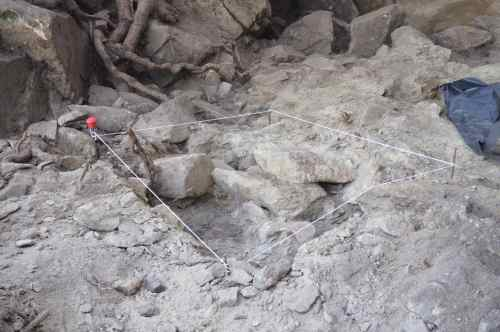 Ampliación da excavación no castro da Subidá
