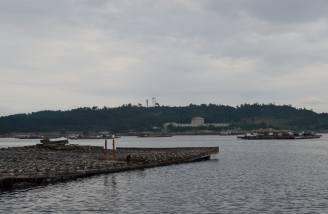 Retorno ao porto de Xufre
