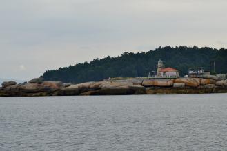Faro de Punta Cabalo