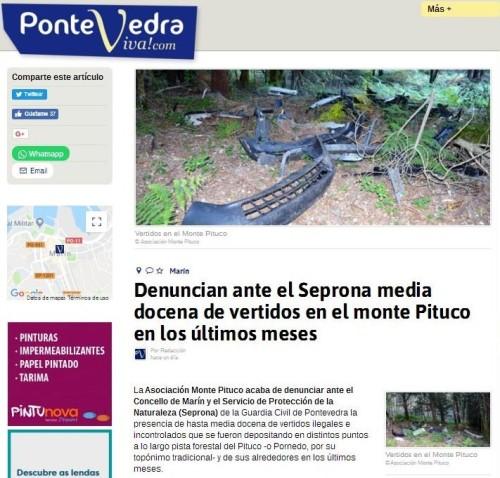PontevedraViva, 25 agosto 2018
