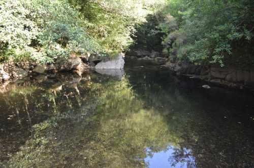 Río Belelle, Neda