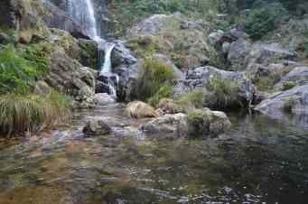 Fervenza do río Belelle, Neda