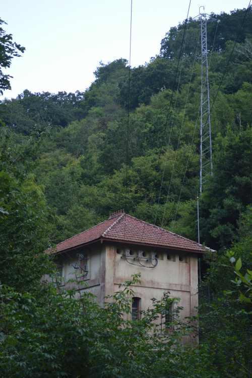 Central hidroeléctrica de Fervenza, Neda