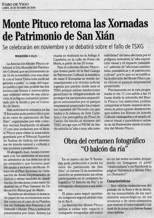 Faro, 22 outubro 2018