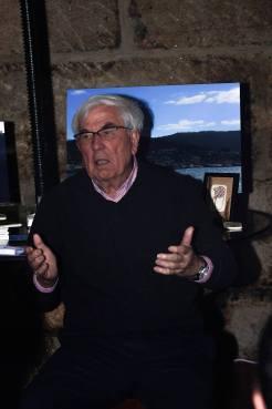 Juan Areses (Foto, Fran Currás)