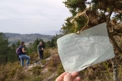 """""""Sete Camiños, Pornedo, Pinal de Caeiro: os xacementos rupestres do Monte Pituco. Coidémolos! Respectémolos!""""."""
