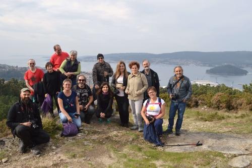 II Xornadas de Patrimonio de San Xián: ruta polo Monte Pornedo