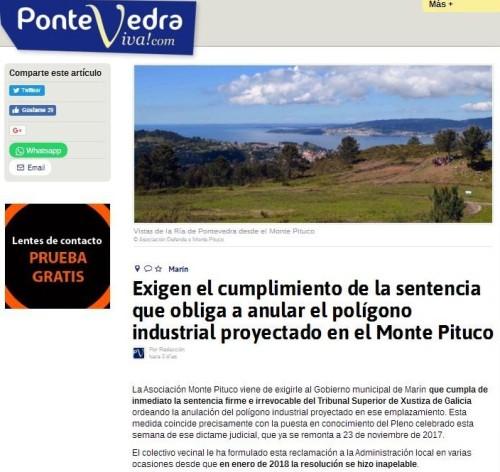 PontevedraViva, 11 xaneiro 2019