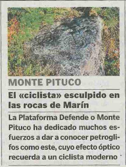 La Voz, 17 febreiro 2019