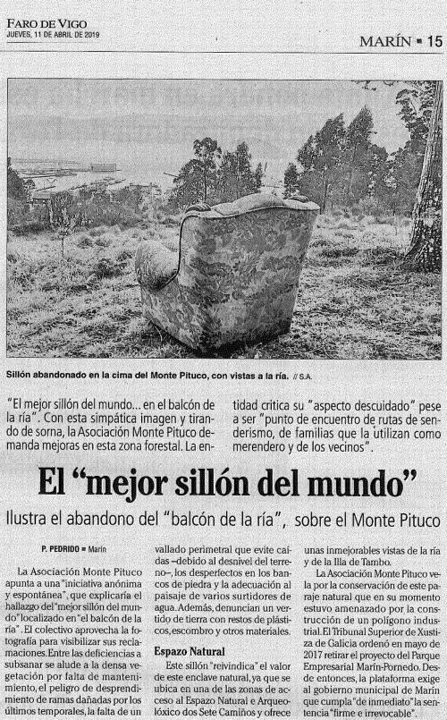 Faro, 11 abril 2019