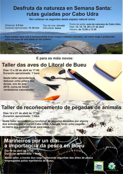 Aula da Natureza de Cabo Udra