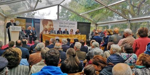 Día das Letras Galegas dedicado a Clodio González